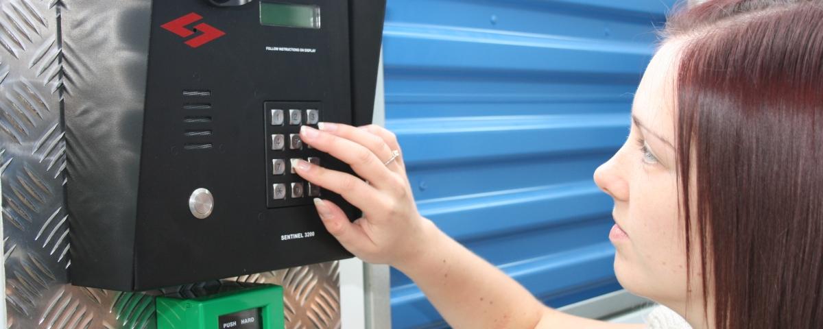Secure Self-Storage Harrogate