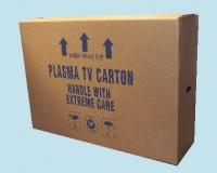 Plasma TV Carton