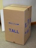 Tall Cardboard Box