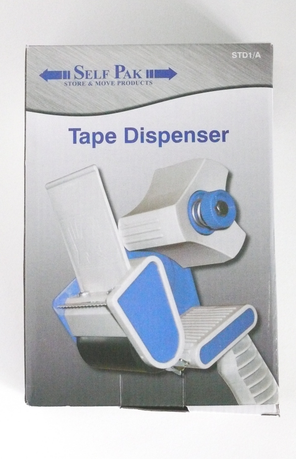 Packaging supplies - Tape Dispenser. Harrogate Self Storage.