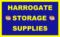 Harrogate Storage Supplies - packaging materials, storage boxes